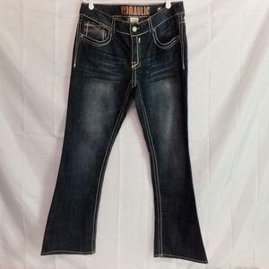 Hydraulic lola bootcut jeans